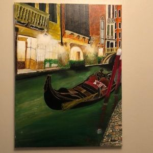 ⭐️Venetian Gondola at Night HP